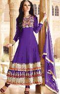 Elegant Blue Designer Salwar