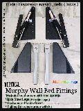 Murphy Wall bed Hydraulic Fittings