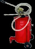 HAND OPERATED BUCKET OIL PUMPS