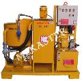 grouting machines
