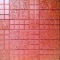 Custom Chequered Tiles