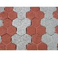 Hexagonal Interlocking Pavers