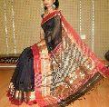 Maheshwari Silver Golden Silk Sarees
