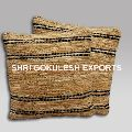 Leather Hide Cushions