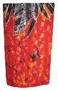 Jaquard Silk Crepe Saree