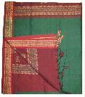 Poly Cotton Silk Saree