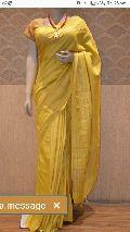 Munga Tussar Silk Saree