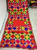 heavy phulkari suit