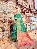 Banarasi Silk Zari Work Saree
