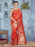 Ethnic Wear Banarasi Silk Sarees