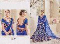 Heavy Bridal Lehanga Style Saree