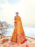 Tradition Touch Designer Silk Saree