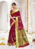 Traditional Touch Silk Saree