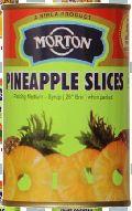 Morton 450gm Pineapple Slices