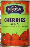 Morton 450gm Whole Cherry