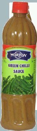Morton 750gm Green Chilli Sauce