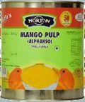 Morton Alphonso Sweetened Mango Pulp