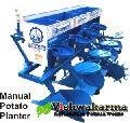 Manual Potato Planter