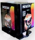 4 Option Nescafe Coffee Vending Machine