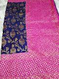 Semi dupion silk