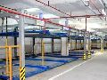 Three-Level Car Parking System