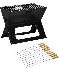 Barbecue Skewers Portable Grill