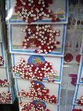 Red Colored Plain Bindi