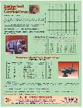 S. S. Monoblock Centrifugal Pump With Trolley