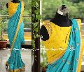Designer Fancy Georgette Saree
