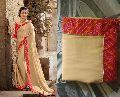 georgette fancy sarees