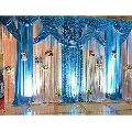 Decorative Wedding Stage Curtains
