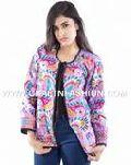 Banjara Style Embroidered Mirror Work Jacket