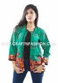 Bohemian Ladies Fashion Embroidered Jacket