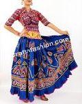 Designer Boho Rabari Banjara Style Skirt