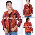 Designer Cotton Kutch Mirror Work Jacket