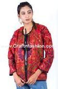 Designer Embroidered Bohemian Jacket
