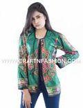 Designer Kutch Embroidered Vintage Jacket