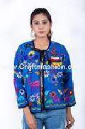 Indian Fusion Banjara Jacket Waistcoat