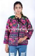 Indian Tribal Banjara Jacket Waistcoat
