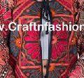 Kutch Vintage Boho Gypsy Jacket Waistcoat