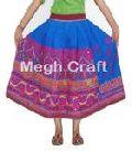 Tribal Kutch Hand Embroidered Skirt