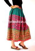 Vintage Gypsy Banjara Latest Kutchi skirt