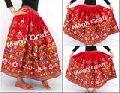 Vintage kutchi Hand Embroidered Skirt