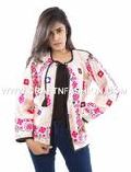 Women Traditional Hand Embroidered Jacket