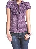 Ladies Shirt with lace