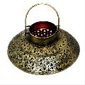 Iron Handmade Antique Degchi Tea Light Holders