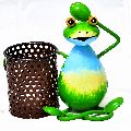 Yoga Frog Pen and Pencil Stand