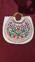 Handmade Embroidered Crewel Bags