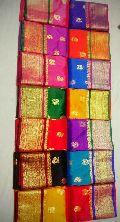 Semi Silk Paithani Sarees
