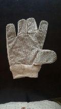 Canvas Hand Gloves